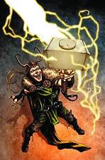 THOR: THE TRIALS OF LOKI HARDCOVER Aguirre-Sacasa Marvel Comics NEW HC