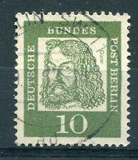 ALLEMAGNE BERLIN, 1961 timbre 181, CELEBRITES, A. DURER, oblitéré