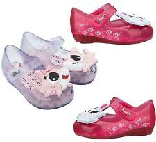 Mini Melissa Ultragirl Shark BB Toddler Little Kids Girls Mary Jane Flat Shoes