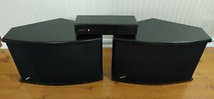 Bose 901 Series VI Speakers + Active Equalizer, Fully Tested & Great Condition