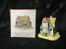 """Liberty Falls Collection """"Bergman's Clock Shop"""" Ah104 Miniature"""