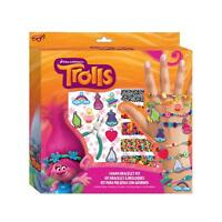 Trolls Charm Bracelet Kit NEW
