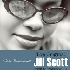 Jill Scott - Original Jill Scott from the Vault 1 [New CD] UK - Import