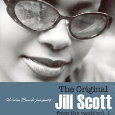 Jill Scott - Original Jill Scott from the Vault 1 [New CD] UK - Import