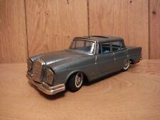 Bandai Very Rare Tinplate Mercedes made in Japan (024)