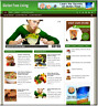 Gluten Free  Turnkey Website Business earn from affiliate - adsense