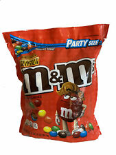 M&M's Peanut Butter 963,9 g (34.0 OZ) Party Size Bag aus den USA
