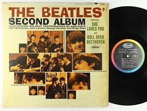 Beatles - Second Album LP - Capitol Mono Shrink