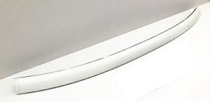 New 2007-2014 Toyota FJ Cruiser White Upper Top Windshield Reveal Molding WHITE