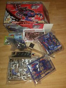 New Open Box Hasbro ZOIDS Death Stinger Motorized 1/72 Scale Model Kit #036