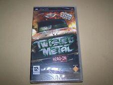 Twisted Metal: Head On PSP **New & Sealed**