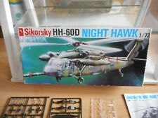 Modelkit Hobby Craft Sikorsky HH-60D Night Hawk on 1:72 in Box