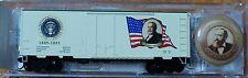 Micro-Trains Line #07400129 Benjamin Harrison (Presidential Car) 40' Boxcar