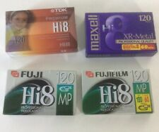 Mixed Lot Hi8 Digital8 Cassette Camcorder Video Tape Nip