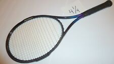 Black Knight Heritage tennis racket Rare Graphite 41/4