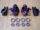 Arrma Kraton EXB 6s Front Steering Blocks Rear Hubs Knuckles Carriers Outcast