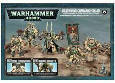 Games Workshop Warhammer 40K Dark Angels Deathwing Command Squad - GWS44-10