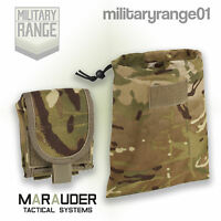Marauder Folding Ammo Dump Pouch - British Army MTP Multicam - UK Made