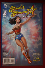 Wonder Woman '77 Special #1 DC Comic Lynda Carter TV Series Poster 24X36 New