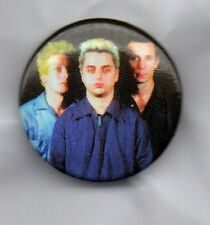 GREEN DAY GROUP PICTURE - BUTTON BADGE - AMERICAN PUNK ROCK BAND - DOOKIE 25mm