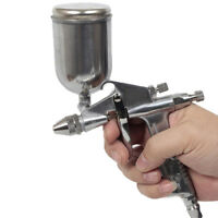 Magic Spray Gun Sprayer Air Brush Alloy Painting Paint Tool Professional  KY#