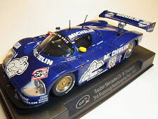 Slot. it limpio mercedes c9 nurburgring 1987 sica 06e F. autorennbahn 1:32 miniatura