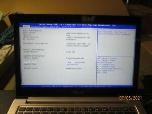 Asus Zenbook UX303L  Core i5-5200U 2.20Ghz, 8GB RAM, 256GB SSD (f19)
