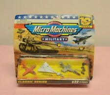 Micro Machines Military Classic Series X-Flyers #22 Galoob New