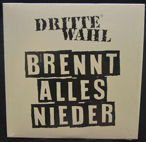 """Dritte Wahl - Brennt alles nieder  Vinyl 7"""""""