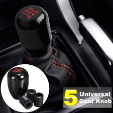 Universal Aluminum Auto Car 5-Speed Manual Shift Knob Gear Stick Shifter Lever