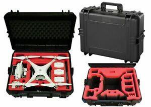 XTREME Koffer Case f. DJI Phantom 4 DJI P4 (Advanced Pro Plus) (alle Modelle)