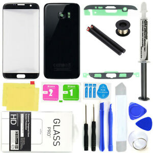Outer Front Touch Screen Replacement Digitizer Kit for Samsung Galaxy S7 Edge Ef