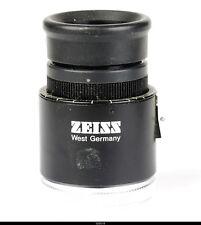 Zeiss West   Microscope Eyepieces 10x/22B