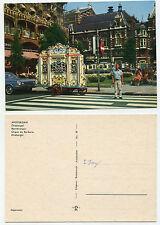 28241 - Amsterdam - Drehorgel aufm Zebrastreifen - alte Ansichtskarte