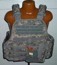 Tactical Modular Operators Vital MOLLE Plate Armor Carrier Vest - ACU ARMY DIGI