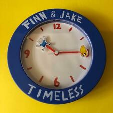 Reloj De Pared dibujos animados Adventure Time Finn & Jake Network Tree Fort réplica