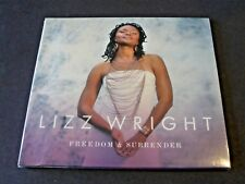 LIZZ WRIGHT FREEDOM & SURRENDER CD - NEW/SEALED
