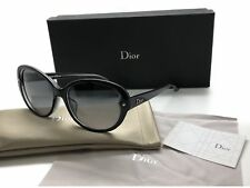 30d97f72318 Christian Dior Black Grey Pondicher XLS Cat Sunglasses 55mm