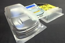1/10 RC Car Clear 195mm body Shell Nissan S15 Silvia GP Sport Team TOYO Tires