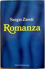 Sergio Zavoli, Romanza, Ed. Mondadori, 1987