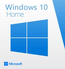 Windows 10 Home Key 32/64 Bit Vollversion
