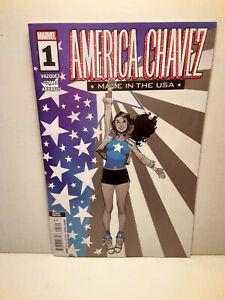 AMERICA FERRARA #1 - MARVEL COMICS - FREE SHIPPING