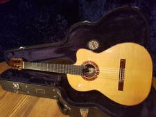 Cervantes Crossover 1 IR Classical Nylon Guitar India Rosewood Ebony 650mm
