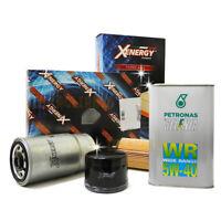 Kit tagliando Fiat Panda 169 1.3 JTD Multijet 51 55KW EURO4 4l selenia WR 5W40