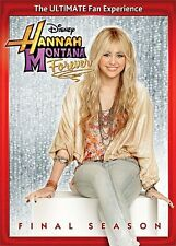 Hannah Montana: Season 4 DVD, New, Factory Sealed, Free Shipping