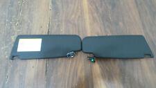 Sun Visor VW Beetle 5C 5C0857551 5C0857552 Black Original