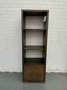 Bookcase with Drawer Vic Ash 1700 x 570