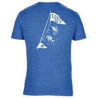 Costa Del Mar Men's Outrigger Short Sleeve T Shirt