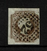 Portugal SC# 9, Used, small side crease - S7743