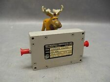 Lowpass Filter FLA-1037 S/N 214 Metropole Products 20 MHz 5915-01-042-2521
